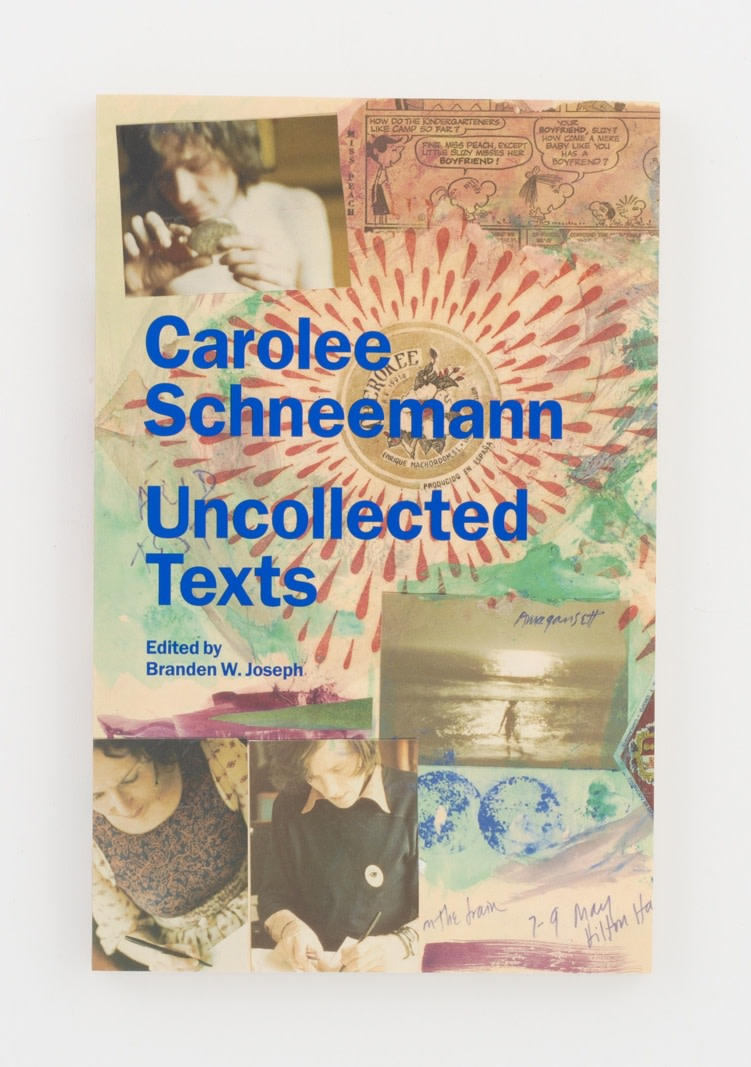 Cover of Uncollected Texts
