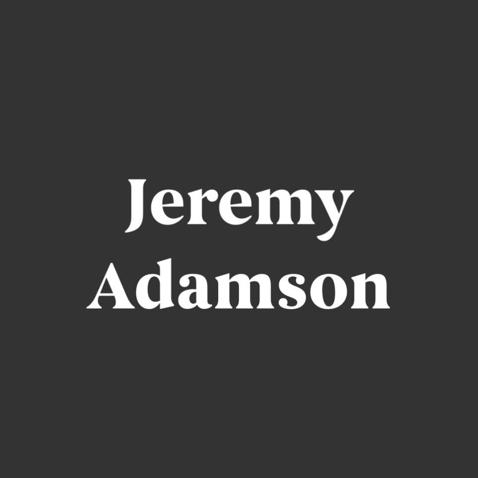 Jeremy Adamson