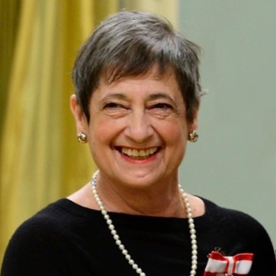 Sandra Paikowsky, Ph.D. CM