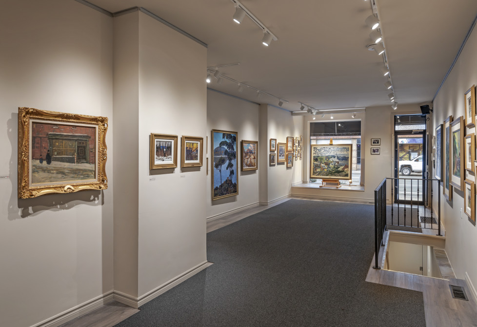 Toronto Gallery Operations During Lockdown
