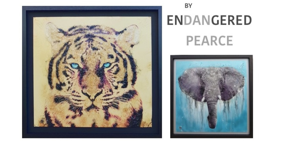 The Endangered Collection - Official Launch Exhibition  View this stunning and highly anticipated collection online