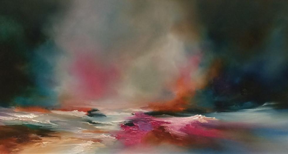 MAJESTIC, 2018 By Alison Johnson