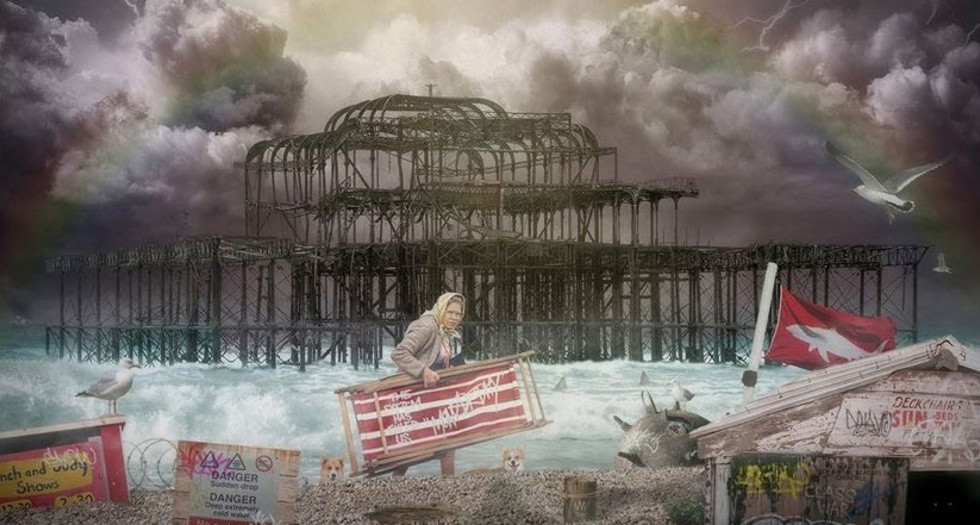 West Pier By JJ Adams