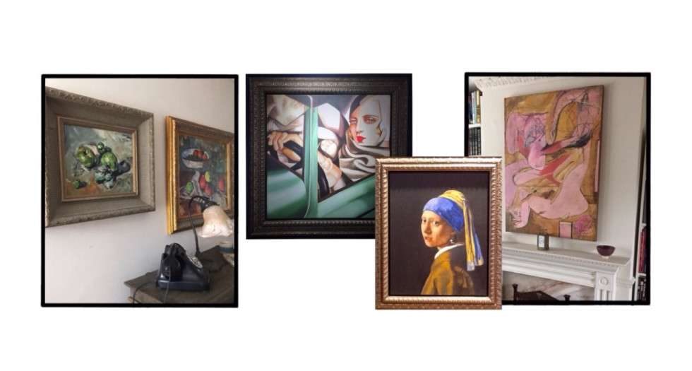Copyist Peter Osborne - Available works and commissions