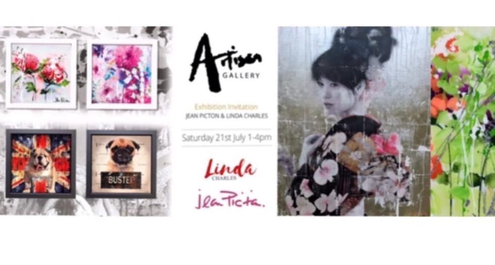 Linda Charles & Jean Picton Show - Saturday 21st July