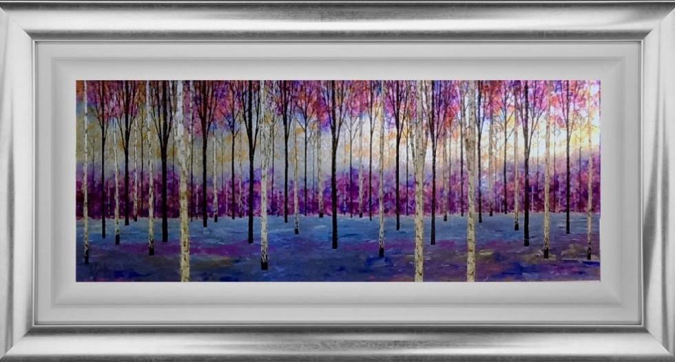 Purple Poise By Alex Jawdokimov
