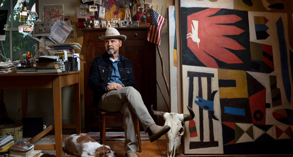 Jon Flaming In texas Monthly Read the feature and learn more about this North Texas artist.