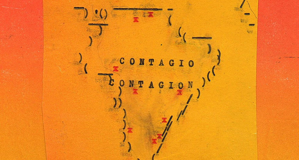 EXHIBITION - GROUP SHOW : CONTAGIO [contagion] 17 JANUARY - 6 MARCH 2020