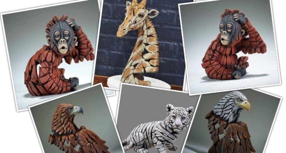 New Matt Buckley Sculptures