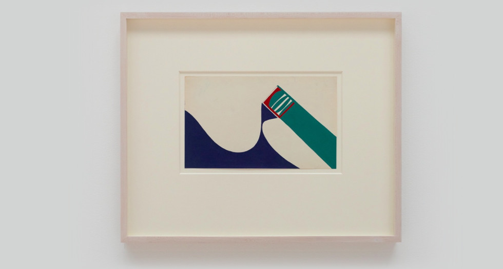 EXHIBITION - VICTOR MAGARIÑOS D: WORKS ON PAPER FROM THE 1950S TO THE 1990S 23 FEBRUARY - 17 APRIL 2019