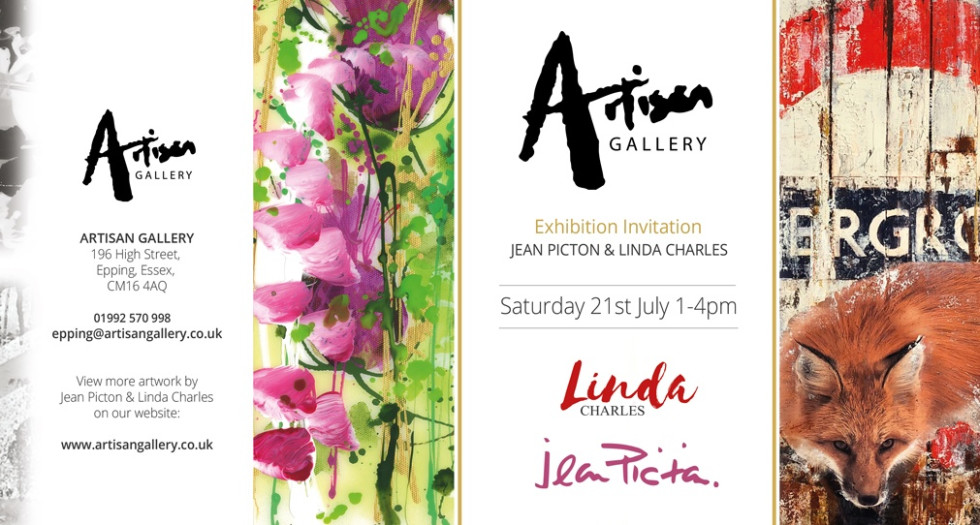 Linda Charles & Jean Piction Show