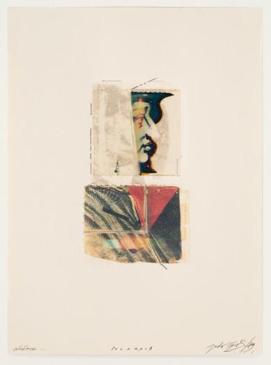 Paolo Gioli, Hommage à Nicéphore Niépce, 1989