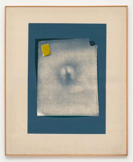 Paolo Gioli, Nudo illuminato e lasciato solo, 1978