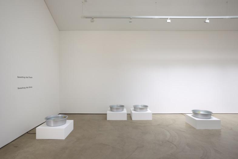 Shimabuku, Something that Floats / Something that Sinks, 2010