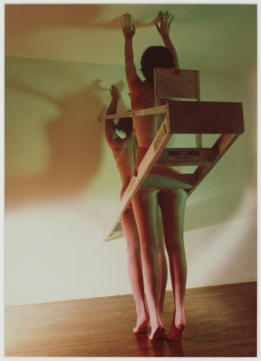 Jimmy DeSana, Ladder, 1980