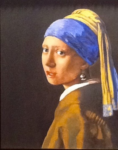Vermeer - Girl With A Pearl Earring