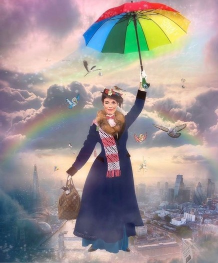 JJ Adams, Mary Poppins, 2019