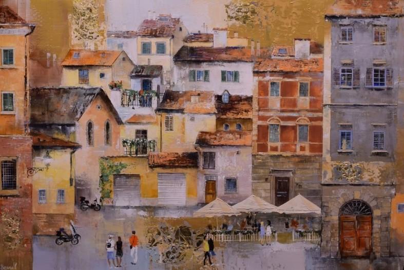 Veronika Benoni, Florence