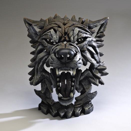 Matt Buckley, Wolf Bust - Timber
