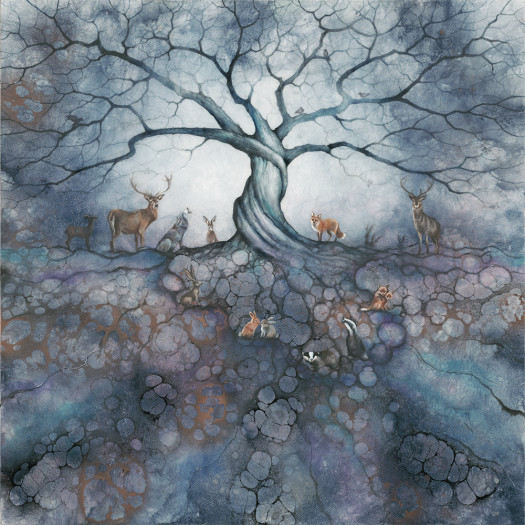 Kerry Darlington, The Call of the Trees, 2016