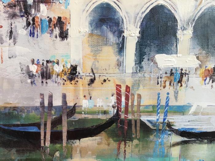Veronika Benoni, Venice Shimmer, 2019