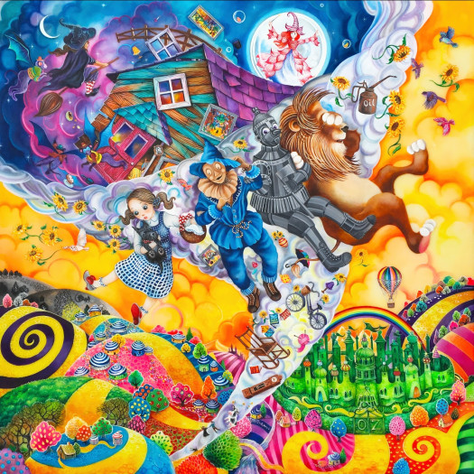 Kerry Darlington, Dorothy's Dream, 2020