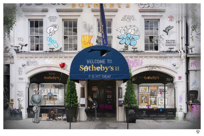 JJ Adams, Sotheby's, 2021