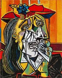 Picasso - The Weeping Woman