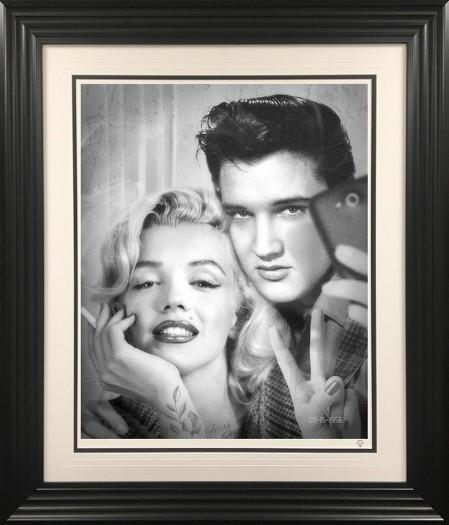 JJ Adams, Elvis & Marilyn Photo Booth, 2019