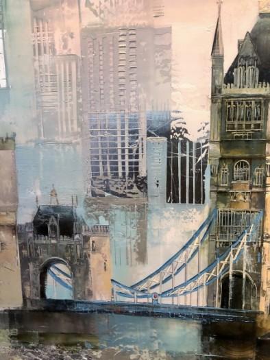 Veronika Benoni, London Tower Bridge , 2020