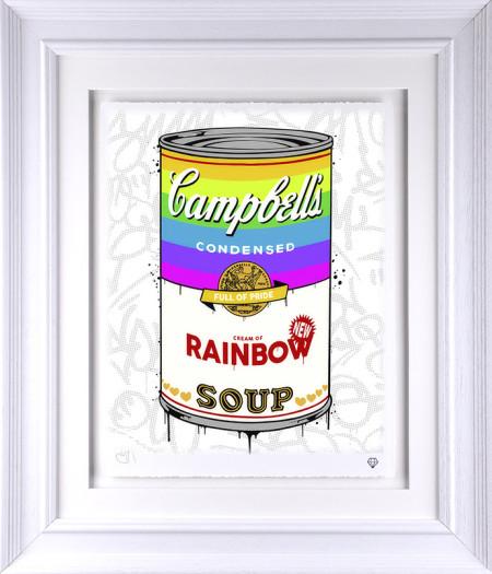 JJ Adams, Rainbow Soup - Campbells, 2020