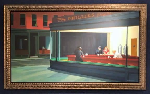 Edward Hopper - Nighthawks