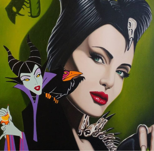 Marie Louise Wrightson, Maleficent, 2019