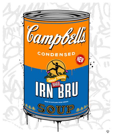 JJ Adams, IRN - BRU Soup - Campbells, 2020