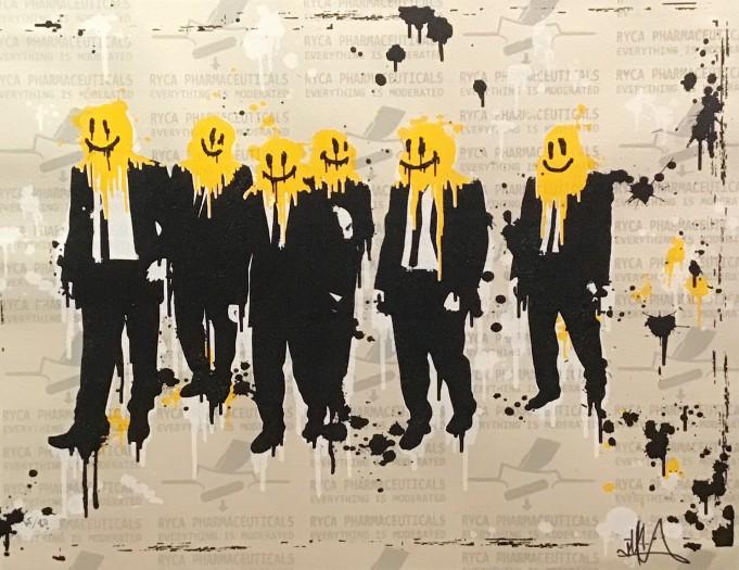 RYCA - Ryan Callanan, Reservoir Smiley