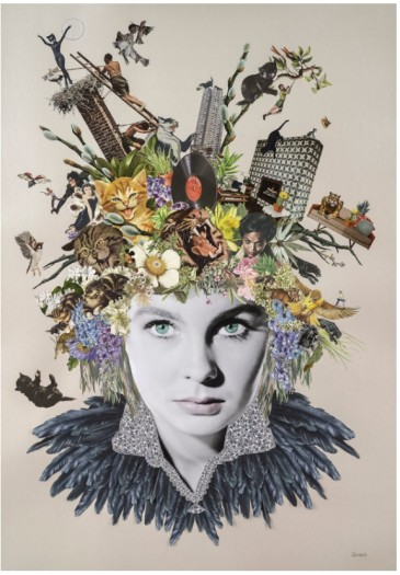 Maria Rivans, Persia (Jean Simmons), 2018
