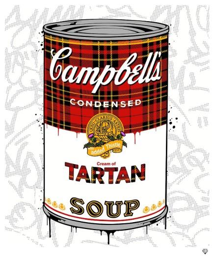 JJ Adams, Tartan Soup, 2015