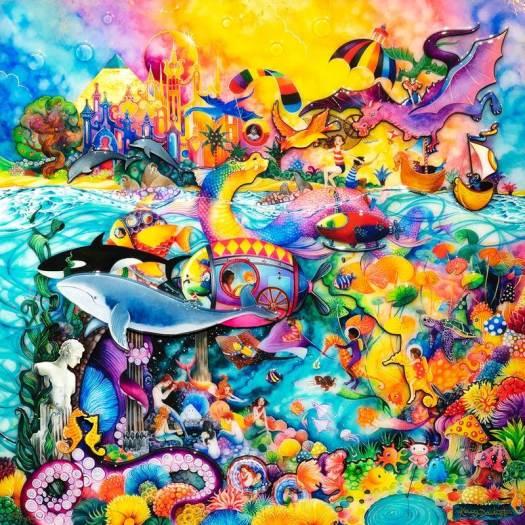 Kerry Darlington, Lost Worlds, 2020