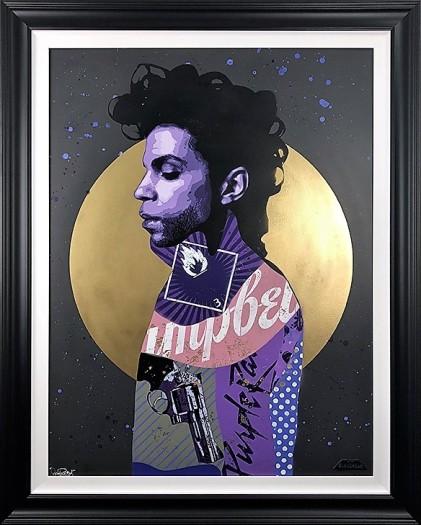 Purple Rain Original  - 5