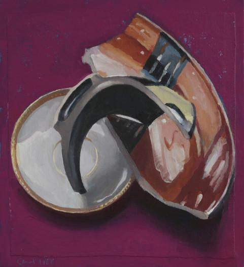 Carol Ivey, Trio Mix, 2016