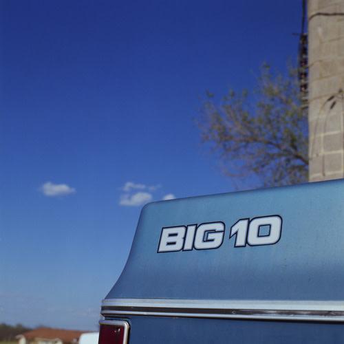 Jill Johnson, Big 10, Matador, Texas, 2009, 2009