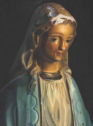 John Hartley, Mother Mary, 2017