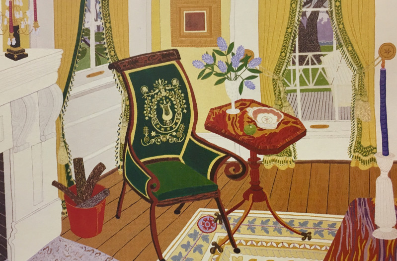 Cindi Holt, The Small Parlor, 1998