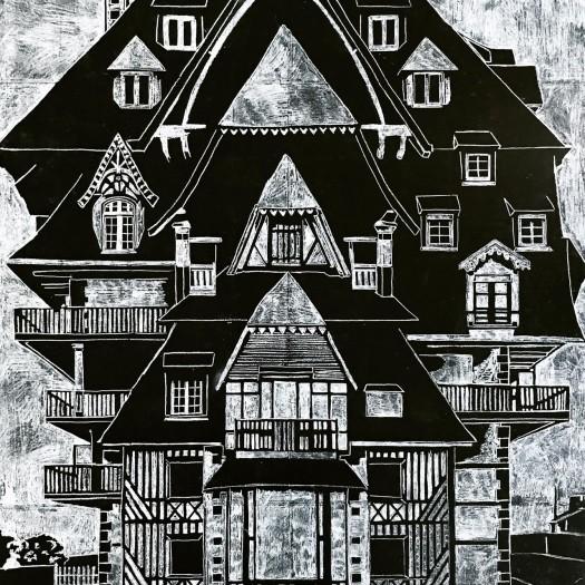 John Taylor, Mondrian dream house, 2019