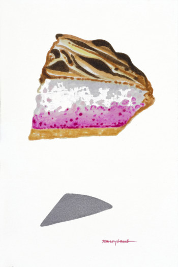 Nancy Lamb, Bubblegum Pie, 2020