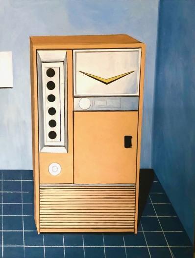 Daniel Blagg, Soft Drink Machine, 2020