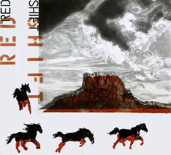 Jim Malone, Red Shift, 2011
