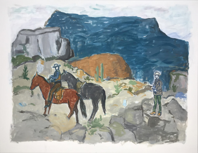 Linda Blackburn, Yuma, 2020