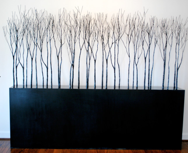 J.C. Pace III, Forest (1/2)