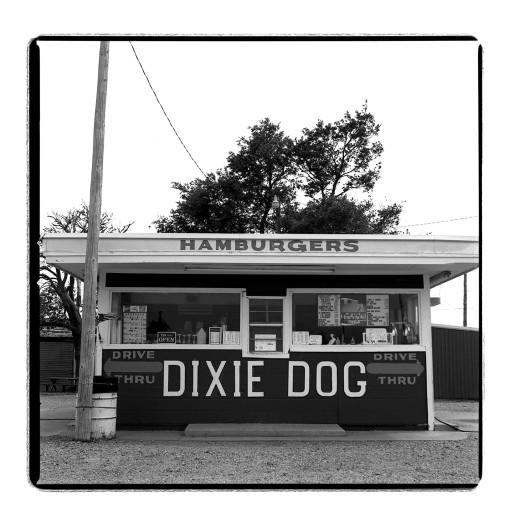 Jill Johnson, Dixie dog, 2019
